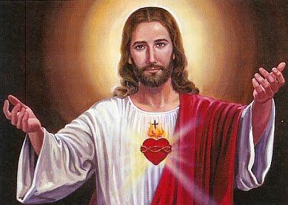 jesus prega