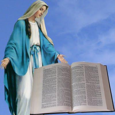 MARIA E A BIBLIA